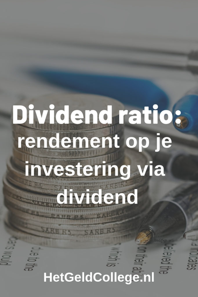 Dividend ratio