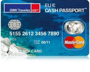 GWKTravelex Cash Passport