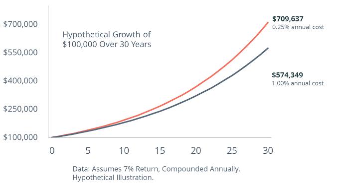 Kosten beleggingsfonds verlies rendement