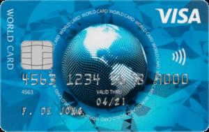 Visa World Creditcard